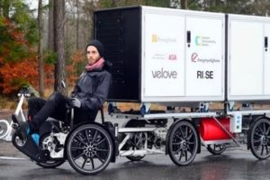 Two-year User Survey Signifies Great Future for E-Cargo Bikes