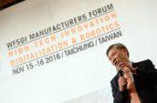 Focus on Manufacturing 4.0 at WFSGI World Manufacturers Forum