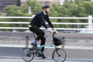 Halfords and Brompton Team Up