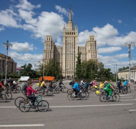 Russia Faces Difficulties in Sales But Cycling Gets Trendy