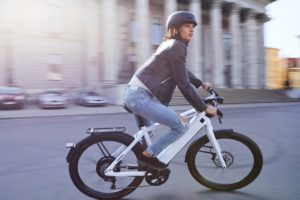 Stromer and Sachsenring Partner in E-Bike Assembly