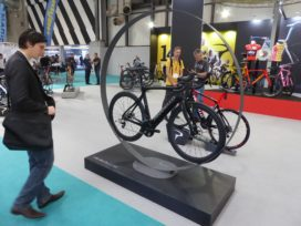 UK Cycle Show: Will More E-Bike Technology Keep Market Growing?