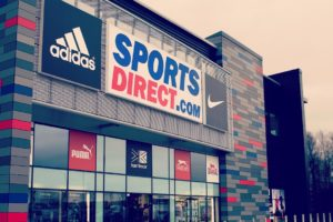 UK's Evans To Be Sold to Sports Direct