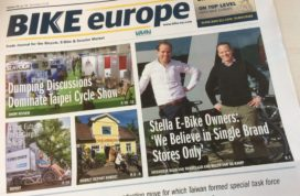 Bike Europe's November Issue Available Online