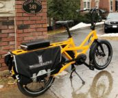 Tern Launches Bikes for Business Logistics