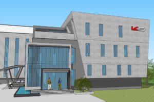 Kindshock在台建設新總部及製造廠