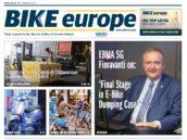 Bike Europe平面雜誌十二月刊上線!