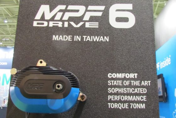 This year's Taipei Cycle underlined rapidly growing relevance of electric bikes for Taiwan's industry.