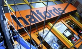 Halfords Q3 Results; Big Ticket Bike Sales Drop