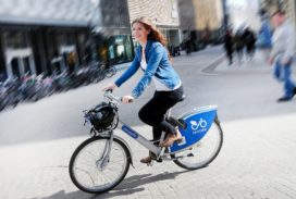 Public Bike Provider Nextbike Steps up Pace by Electrifying its Fleet