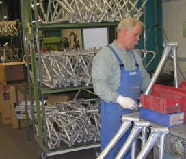 電動自行車移至歐洲生產造成歐製車架難題?