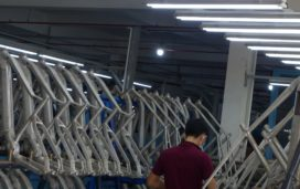 Astro Preparing for Robotized Frame Production in Vietnam
