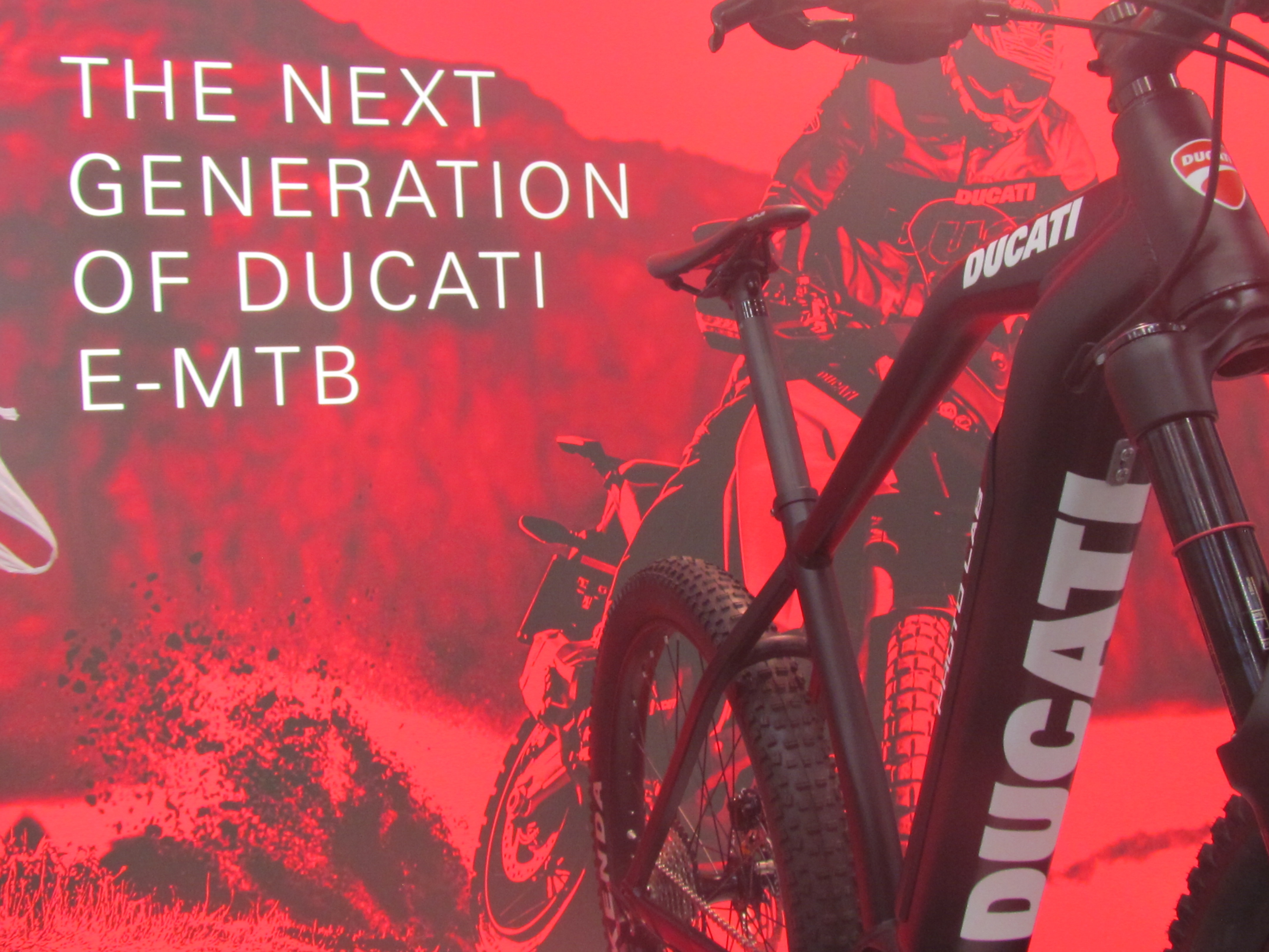 Standing out suspension-wise. Whether the Ducati electric mountain bikes ... 7be46c32b