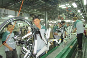 Taiwan's Bike Export Is Back on Growth Track