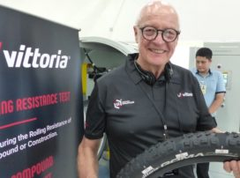 Vittoria Launches 2nd Generation Graphene Tyres