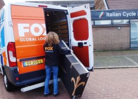 Bicycle Logistics Company Taken Over by Fox Global