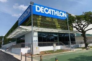 Decathlon去年銷售仍增,但不如前年