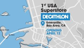 Decathlon Opens 1st USA SuperStore