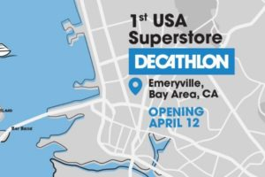 Decathlon美國首間SuperStore開幕
