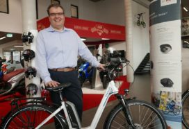 Major Motorcycle Importer Enters E-Bike Market