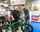 Moscow's VeloPark Show Indicates Russia Market Focuses on Small, Cheap and Electric Bikes