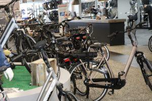 荷蘭的電動自行車引領主流