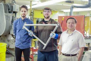 新焊接技術出現,鋁合金車架再突破!