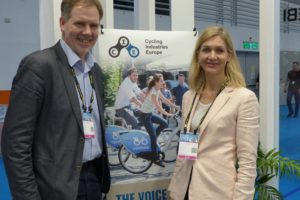 Cycling Industries Europe Officially Registered as NGO – Trade Association