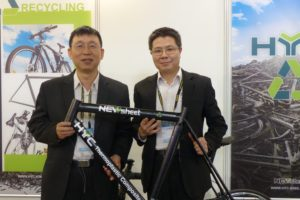 HYC Launches Recyclable Thermoplastic Frame Technology