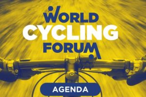 World Cycling Forum Exceptional Agenda: Speakers on Sustainable Materials, Technologies, Manufacturing and Mobility