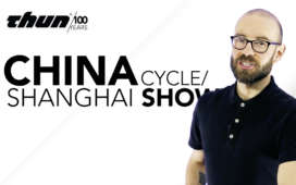 Talk to Thun about innovation at the Shanghai Show/China Cycle