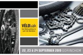 New exhibitors participate in Benelux trade show Vélovak