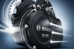 Bosch Sets Up Separate Division for E-Bike Drives as Strong Growth Continues