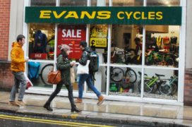Have UK's Evans Ridden the Storm? Two New Stores Open