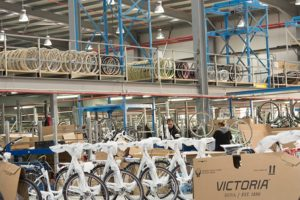 Finnish Investor Building Bulgarian Powerhouse in Bikes