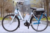 Dutch University and Gazelle Develop Smart Power Steering for (Electric) Bikes