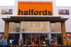 Halfords UK Cycling Sales Grow Despite 'Challenging UK Consumer Environment'