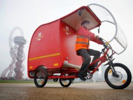 E-cargo Bikes Get Official Backing in UK