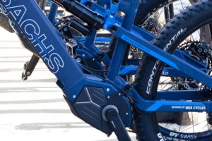 ZF Sachs Micro Mobility Starts e-MTB Drives Production with Deliveries this Summer
