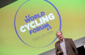 Jeroen Snijders Blok:「企業決策者勢必要參加世界自行車產業論壇。」