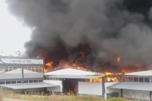 Fire Hits Avantisbike Facility