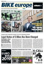 Bike Europe 4-2019