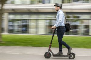 Electric Step-Scooters Get Green Light on Germany's roads