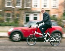 Halfords UK Expects Huge Increase in E-Bike Sales