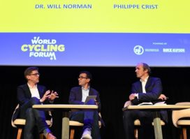 World Cycling Forum Concludes: Perfect Storm Coming for Bikes