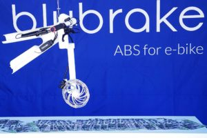 Blubrake Integrates ABS Into Bike Frame