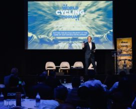 Bike Industry's Top Gathers in Rotterdam for World Cycling Forum