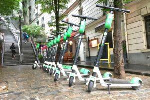 法國政府立法規範電動滑板車的使用