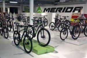 Merida和Gaint的電動自行車銷售成長穩定