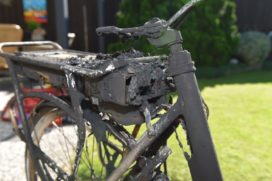 Method Discovered for Improving Fire Safety E-Bike Batteries